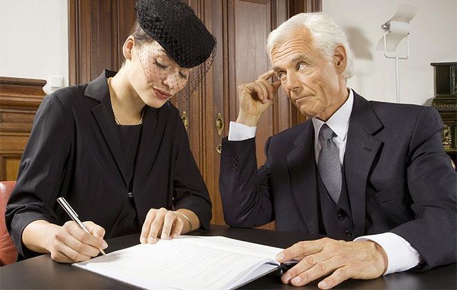 Как делится наследство после смерти мужа  какая доля наследства жены  кому переходит наследство