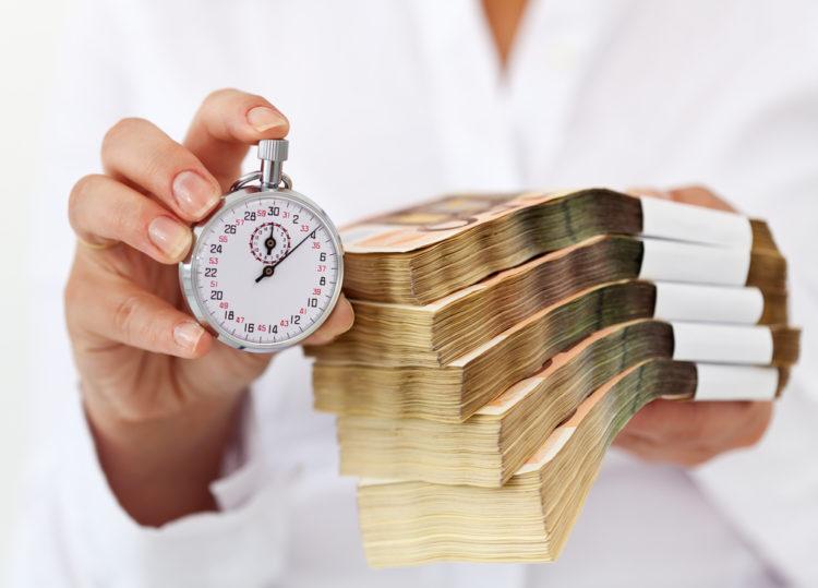 Получение денежного вклада по наследству
